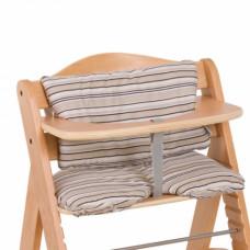 Сиденье-вкладыш для стульчика Alpfa plus, multicolor beige
