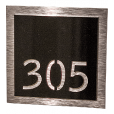 Номерная табличка Solod Bspp