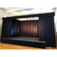 Комплекс складных сцен Sico® Insta-Theatre (мобильный театр)