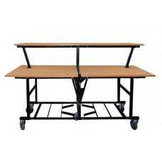 Стол для кейтеринга и фуршета SICO TWO-TIER SR складной