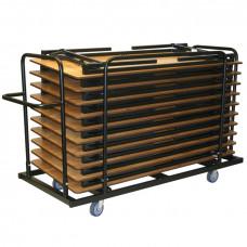 Тележка для хранения и перевозки  складных столов SICO FLT