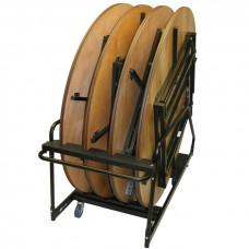 Тележка для хранения и перевозки круглых столов FLT Round