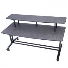 Стол для кейтеринга и фуршета Deluxe Catering Table двухуровневый