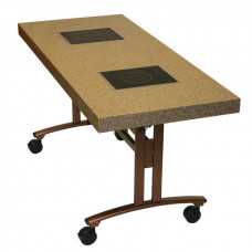 Стол для кейтеринга Sophisticate Induction  Unit с  индукционными панелями.
