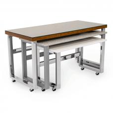 Комплект фуршетных столов Metal Leg Nesting