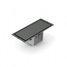 Охлаждаемая поверхность для Шведского стола из нержавеющей стали ABDR 1340