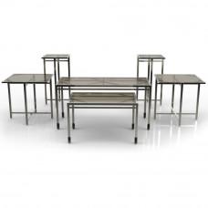 Буфетные складные столы Classic Cube