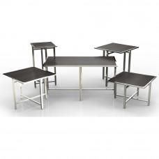 Буфетные складные столы Cross Cube