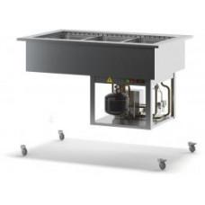 Охлаждаемый встраиваемый модуль для шведского стола ТММ-ВВМХ