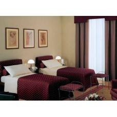 Интерьерный текстиль для гостиничного номера 08