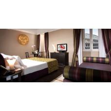 Интерьерный текстиль  для гостиничного номера COLLOSEUM