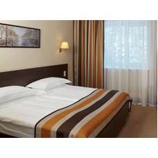 Интерьерный текстиль для гостиничного номера 01