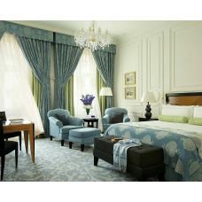 Интерьерный текстиль для гостиничного номера 04