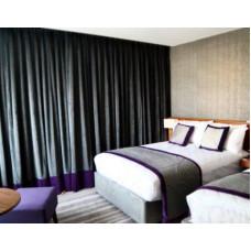 Интерьерный текстиль для гостиничного номера 05
