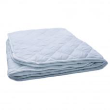 Одеяло стеганное облегченное Летнее 200*220, с кантом, 200 г/м, микрофибра