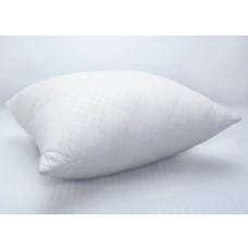 """Подушка стеганная """"Стандарт"""" из микрофибры с лебяжьим пухом"""