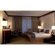 Интерьерный текстиль для гостиничного номера 06