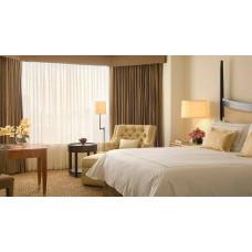 Интерьерный текстиль для гостиничного номера 07