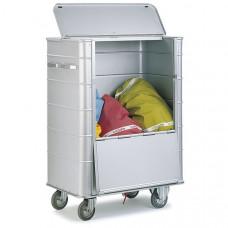 Закрытая тумба для перевозки мешков с бельем CADDIE