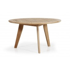 Kastos кофейный стол, d 90 H 50, тик, 92089