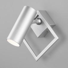 Настенный светодиодный светильник 20091/1 LED серебро