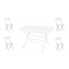 Esino набор стол и стулья, 6022-5