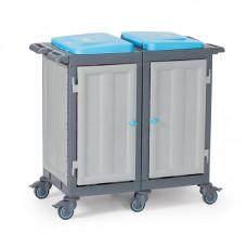 Тележка для сбора отходов PROCART 161