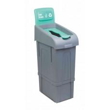Урна для раздельного сбора мусора PROCYCLE 14, стекло
