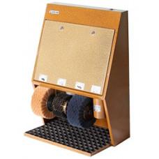 Машинка для чистки обуви Эко Люкс 3 Крем