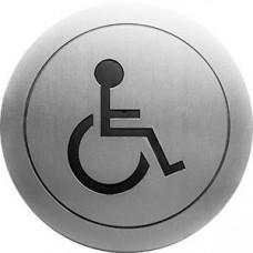 Табличка Nofer туалет для инвалидов