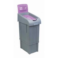Урна для раздельного сбора мусора PROCYCLE 16, хлебные отходы