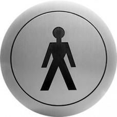 Табличка Nofer туалет для мужчин