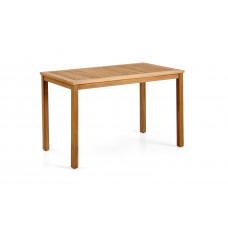 Volos стол 130см, тик, 20464