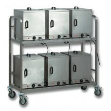 Станция для хранения и зарядки  термобоксов PLEIADI C