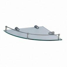 K-544 Полка стеклянная угловая