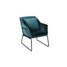 Кресло ALEX бирюзовое
