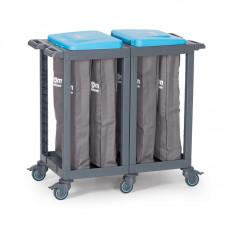 Тележка для сбора отходов Procart 160