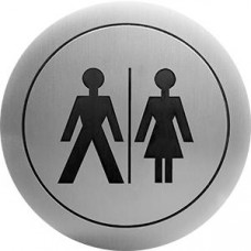 Табличка Nofer туалет для мужчин и для женщин