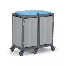 Тележка PROCART 121 для сбора отходов