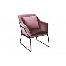Кресло ALEX пудровое