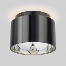 Накладной точечный светильник 1069 GX53 Черный жемчуг