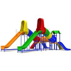 Детский игровой комплекс Малая планета